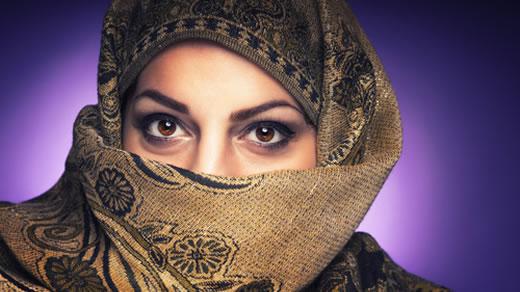 Frauen persische Iranische Frauen